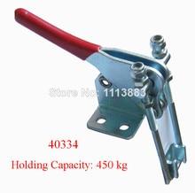 цена на 5PCS Quick Holding Latch Type Toggle Clamp 40334 Holding Capacity 450KG 992LBS