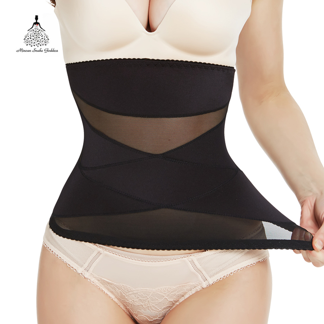 ea9f2e3e1e3ee Slimming Belt waist trainer waist shaper Colombian Girdle tummy shaper  women Corrective Control Underwear Modeling Strap corset