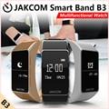 Jakcom b3 smart watch nuevo producto de pulseras como original para xiaomi mi banda 2 correa podómetro pulsera mi4 xaomi