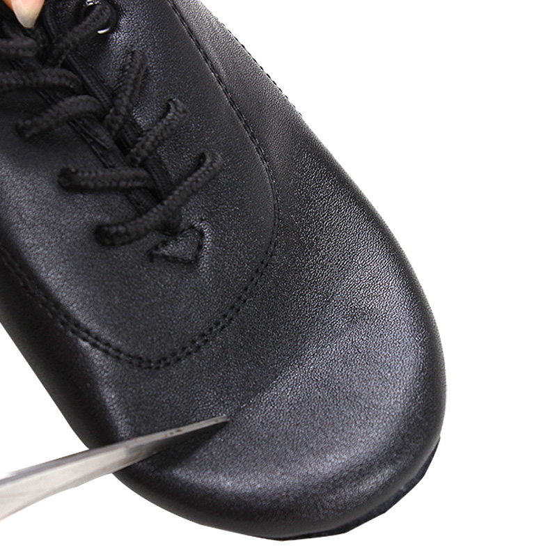 Image 2 - Professional Black Latin Shoes Boys Latin Dance-in Latin from Novelty & Special Use