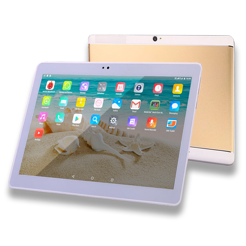 2018 New DHL Free 10.1 inch Tablet PC Octa Core 4GB RAM 32GB ROM Dual SIM Cards 3G WCDMA 4G LET Android 7.0 Tablet PC 10 10.1 dhl free 10 inch tablet pc 3g octa core 4gb ram 32gb rom dual sim 5 0mp android 7 0 gps 1280 800 ips tablet pc 10 gifts