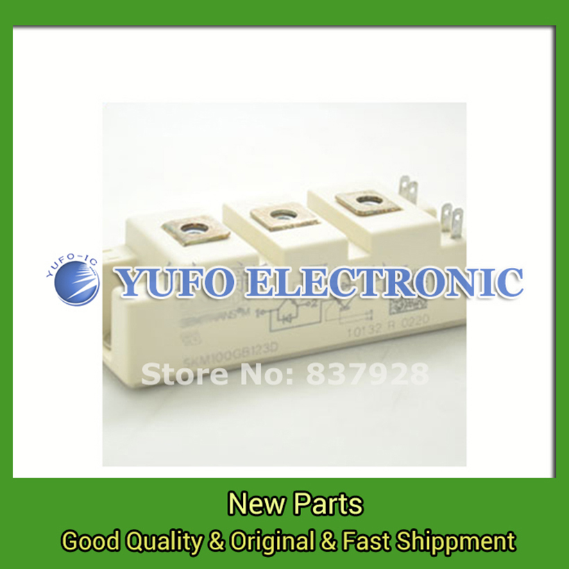 Free Shipping 1PCS  SKM100GB123D Power Modules original new Special supply Welcome to order YF0617 relay evans v dooley j enterprise plus grammar pre intermediate