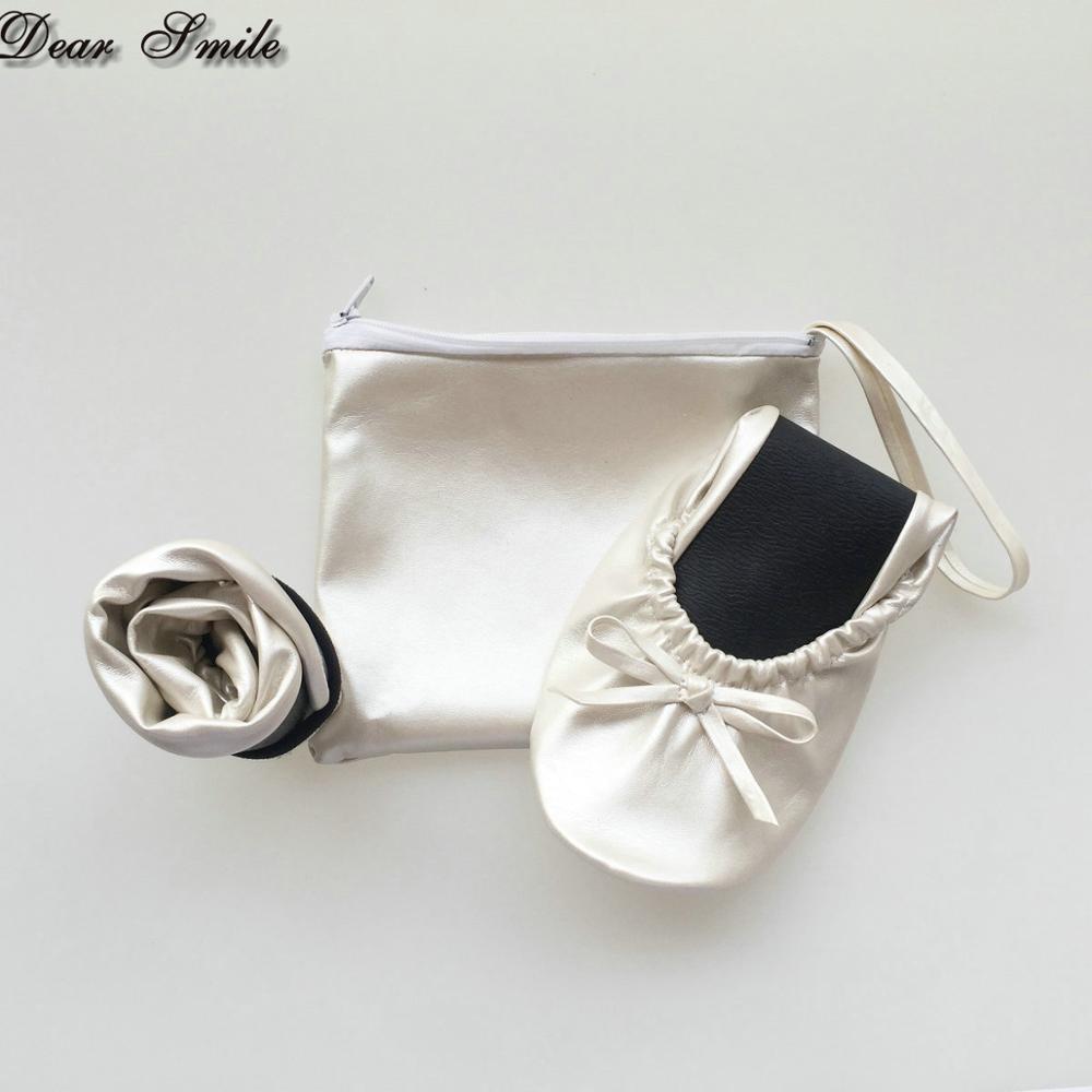 Plier Intérieur Ballerine Plat Chaussures Femmes Livraison Gratuite Populaire Tailles Doux Différentes xRpA0wqTU0