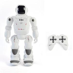 Remote gesture sensing robot R