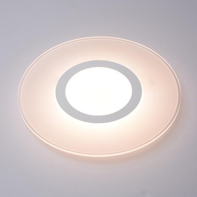 Xsky LED Ceiling Lights Modern Acrylic Led Ceiling Lamp 85 265V 8W 12W 24W Home Lighting Kids Bedroom Light | Childrens Bedside Lamp | Ceiling Lights Modern Acrylic Led Ceiling Lamp 85-265V 8W 12W 24W Home Lighting For Children's Bedroom Corridor Fixture
