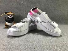 2411489f5e3d PUMA X FENTY RIHANNA 2018 new sandals casual slip breathable lightweight  platform shoes badminton shoes size