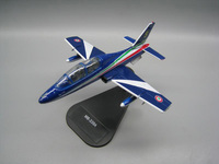 rare Special Offer 1:100 Italian MB 339A P.A.N. Aircraft Model Military model alloy Collection Model