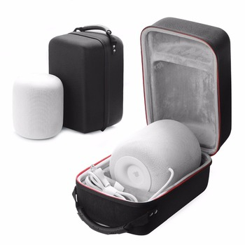 For Apple HomePod Speaker Carry Storage Case Pouch Cover for Apple Homepod Wireless Bluetooth Speaker & Accessories Portable Box фото