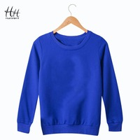 HanHent Women Hoodies Casual Sports Sweatshirt Pullover Candy Coat Jacket Outwear Thicken Tops
