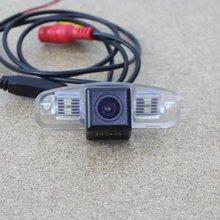 ДЛЯ Honda Accord Euro & Япония 2008 ~ 2012/Автомобильная Стоянка Камеры/Камера Заднего вида/HD CCD Ночного Видения + Водонепроницаемый + Широкоугольный угол