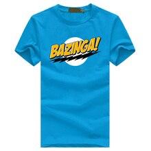 Bazinga T-shirt – 12 Colors