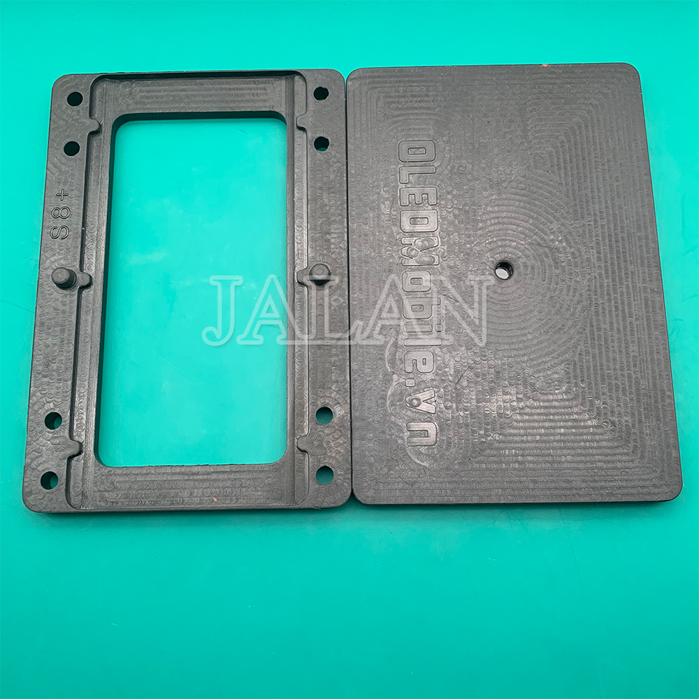 JALAN Vietnam no wave edge laminate mold for Samsung edge in frame ymj whole phone directly laminate mold for s8 s9 plus Note 9