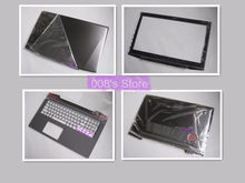 New LCD Back Cover Front Bezel For Lenovo Y50-70 Y50-80 Y50P-70 Y50-70AM Y50-70AS Y50P-80 Palmrest Bottom Case Hinge AP14R000A00(China)