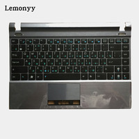 New Russian Laptop Keyboard For Asus Eee PC U24 U24E 1215P 1215N 1215T 1215B 9J N2K82