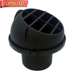 60 75 90mm Webasto Air Outlet Vent Plastic Net Cover Cap Of Exhaust Pipe For Car Air Diesel Parking Heater For Truck Bus Caravan