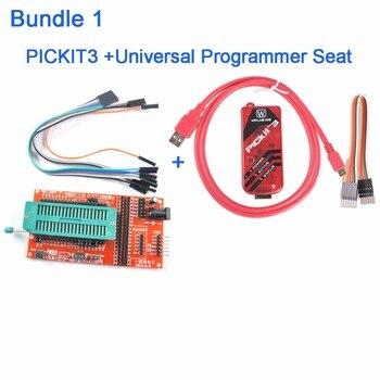 PICKIT3 Programmer Pickit Kit 3X Emulators / PIC ICD2 PICKit 2 PICKIT 3 Programming Adapter