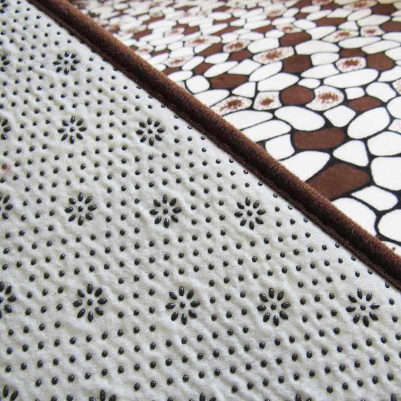 Круглый камень цветок ковер кофейный столик для спальни Гостиная одеяло коралловый флис Йога коврик компьютерный стул ковер Детский ковер
