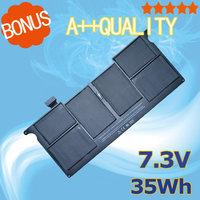 Original 7 3V 35Wh Laptop Battery For Apple A1406 MacBook Air 11 A1465 A1370 2011 Production
