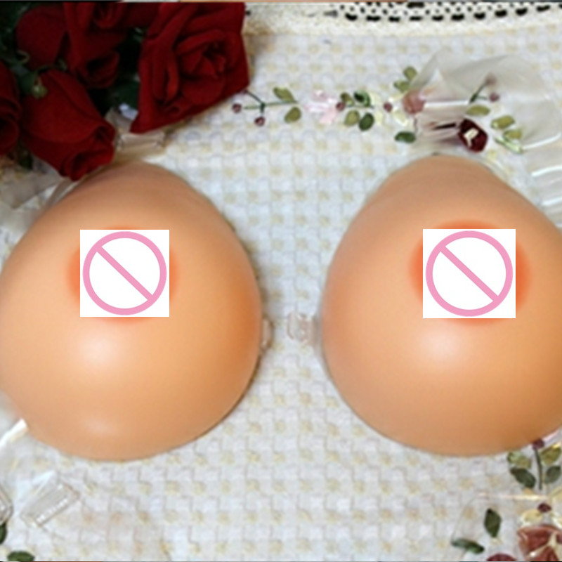 1000g/Pair 85/38B 85/38C 90/40A Natural Fals Silicone Breast Form Increase Chest Size For Shemale Crossdresser And Transvestism1000g/Pair 85/38B 85/38C 90/40A Natural Fals Silicone Breast Form Increase Chest Size For Shemale Crossdresser And Transvestism