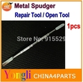 1pcs Free Shipping For iPad iPod Touch Samsung Metal Spudger Opening Prying Tools For iphone Drop shipping