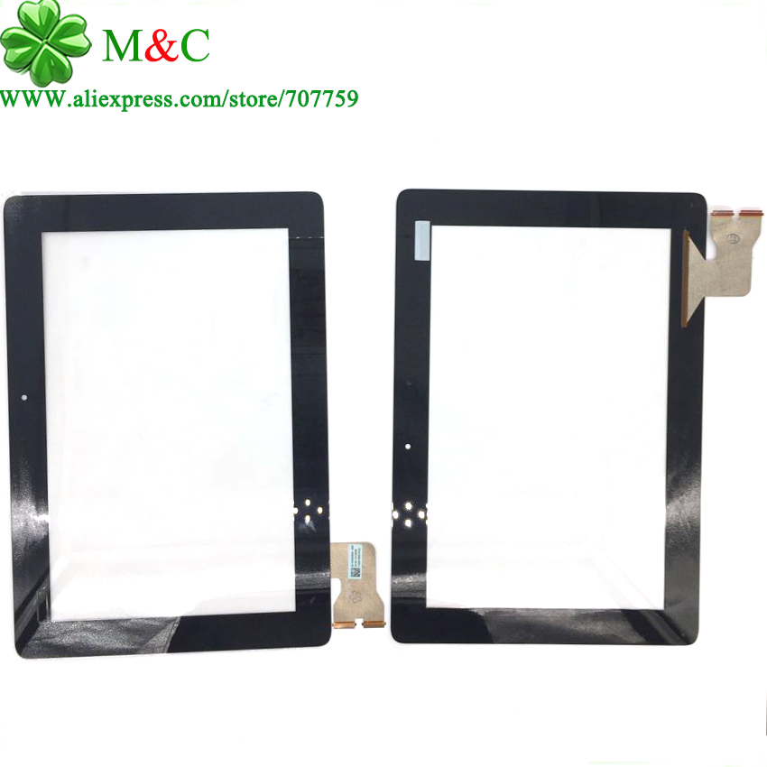 New ME302 Touch Panel For Asus MeMO Pad FHD 10 ME302 ME302C 5425n FPC-1 REV.2 Touch Screen Digitizer Panel With Logo 10 1 black glass touch panel digitizer for asus memo pad fhd 10 me302 me302c screen 5425n fpc 1 free shipping