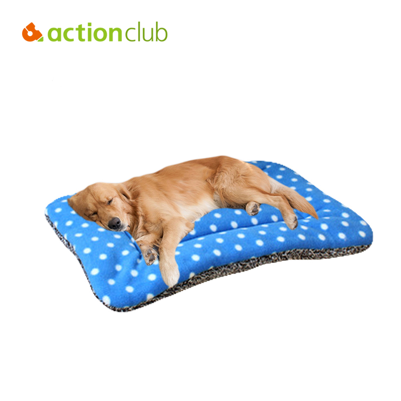 Actionclub dog house beds free shipping pets beds soft for Dog haus dog beds