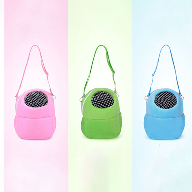 98b73802a 1 Pc Warm Sleeping Travel Hanging Bag For Pets Small Animals Carrier  Portable Rat Hamster 3