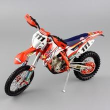 1 12 mini scale moto KTM EXC F 350 REDBULL Factory Race Team Motorcycle Diecast model