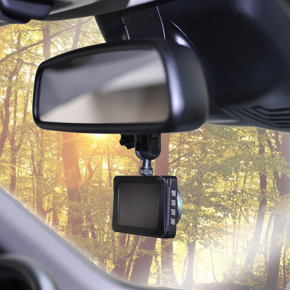 Как закрепить регистратор на зеркале заднего вида видео регистратор купить екатеринбург