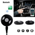 2016 hot sale fashion TS-BT35A09 Car Bluetooth V4.1 Handsfree Car Kit Bluetooth Music Receiver - Black very good