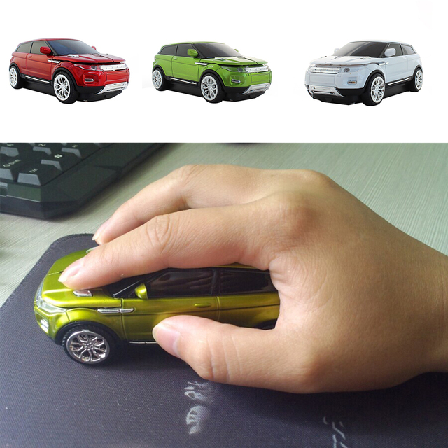 Wireless mouse cool fashion super car shaped mouse USB 2.4Ghz optical mouse mice for pc laptop Desktop computer high-quality