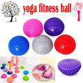 Yoga Fitness Ball Massage Half Ball Stability Gymnastic Exercise Yoga/Gym Fitness Pilates Ball Weight Ball 250kg Anti Burst