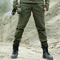 Pant Para Hombre Pantalones de Carga militar Del Ejército Verde Camuflaje Táctico pantalones de Chándal Calidad Hiqh Algodón Pantalones Hombres JoggerPantalon Homme