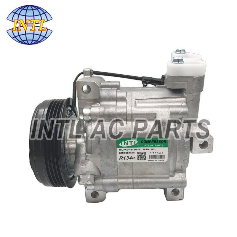 73111fg001 73111 SA010 73111SA010 506021 7572 5060217572 for Zexel DKV10R DKV 10R auto ac compressor for Subaru Forester Impreza-in Air-conditioning Installation from Automobiles & Motorcycles    1