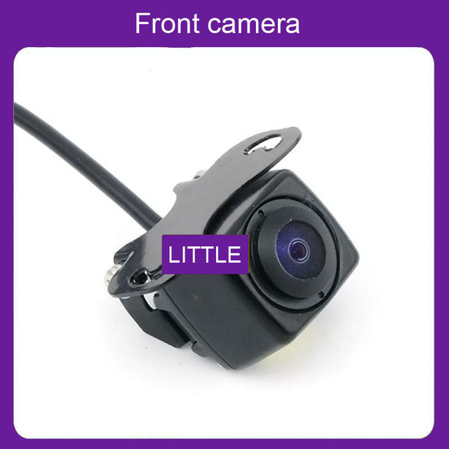 Front car camera Parking Assistance  Rear view car camera CCD hd High quality switchable camera back up camera Free Shipping
