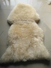 Australian Sheep Skin Rugs / Natural Color Sheep Skin Carpet