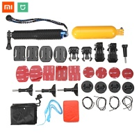 Xiaomi Mijia Mini Sports Video Camera Accessories Outdoor Diving Set w/ Buoyancy Stick/Waterproof Shell/Self timer Rod