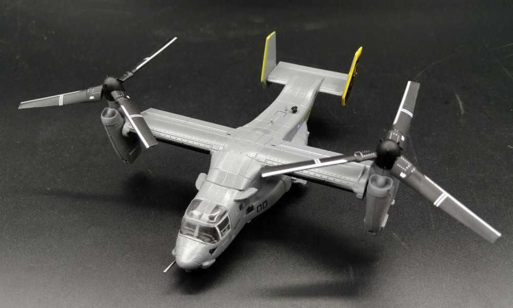 AF1 1: 144 US V22 Osprey rotor helicopter model Alloy aircraft model Favorites Model rep 1 32 fiat 110 90 tractor alloy model agricultural vehicles favorites model