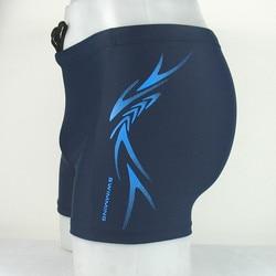Брендовые мужские шорты для плавания, спортивный костюм для плавания, мужские плавки, Шорты для плавания, дышащие плавки, Мужская одежда для... 5