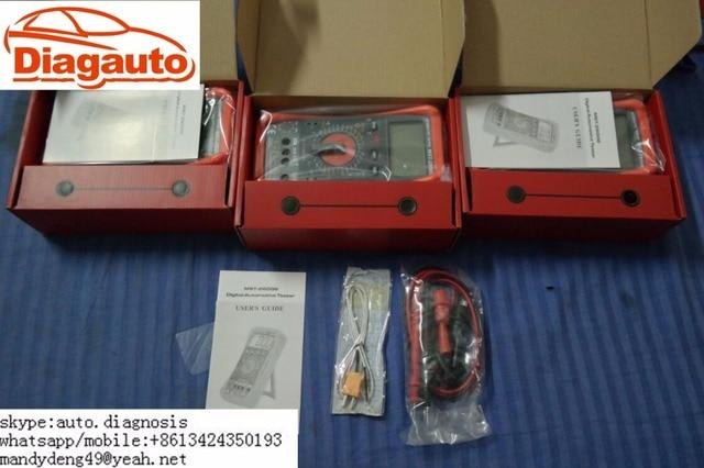 Automotive Digital Multimeter : Diagauto quick shipment wholesale intelligent automotive digital