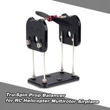 คุณภาพสูงTru Spin Prop Balancerสำหรับเฮลิคอปเตอร์RC Multirotorเครื่องบินRCอะไหล่ใบพัดBalancer