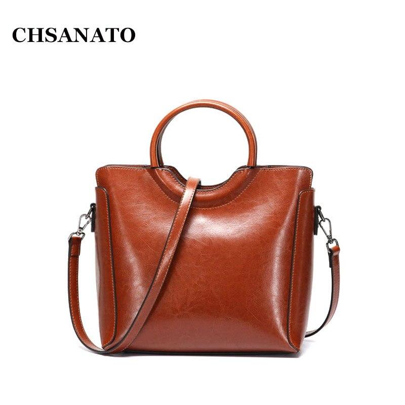 CHSANATO Women Bag Luxury Brand 2019 Dress Ladies Tote Female Shoulder Bags Big Casual Bags Designer