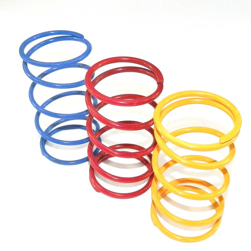 3 Pieces Torque Spring 1000rpm 2000rpm 3000rpm for GY6 50cc DIO 50 139QMB Scooter Moped 139QMB 1k 1.5k 22k
