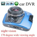 hot Auto Video Registrator GT300 Car DVR Camera Full HD DashCam Recorder Night Vision Novatek 170 degree wide viewing angle