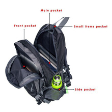 40L High Capacity Waterproof Backpack High Quality  For Women & Men