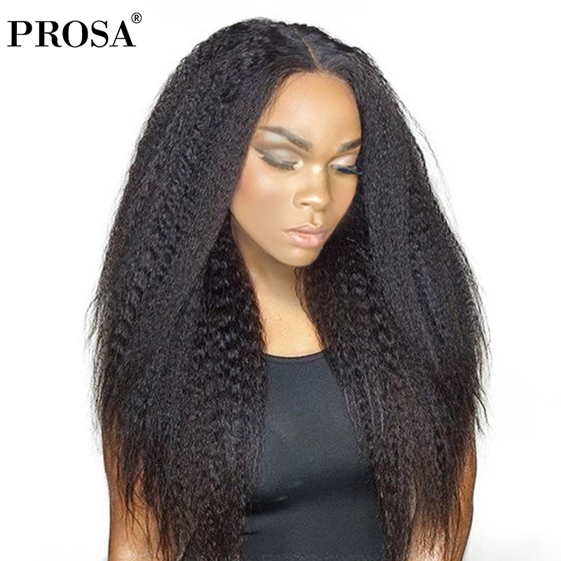 Kinky Straight Hair Brazilian Hair Weave Bundles Deal One Piece