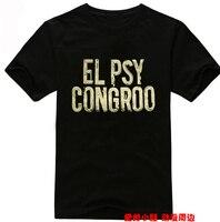 Штейнс ворота EL PSY congroo карнавальный костюм хлопковая Футболка окабе rintarou Makise лучше Tee