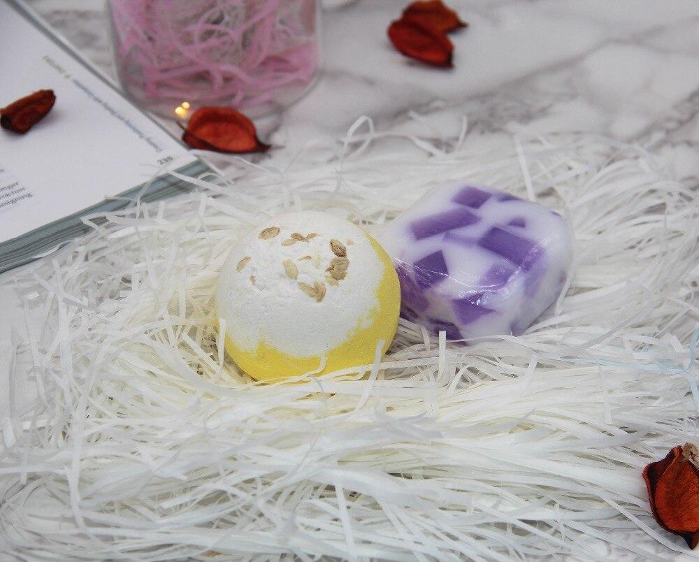 120g bath bombs 100g handmade soap aromatic scents moisturizing nourishing ingredients handmade gift sets