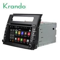 Krando 6.2 Android 9.0 car dvd player for Kia Soul 2011 2013 audio radio gps navigation multimedia system WIFI 3G bluetooth