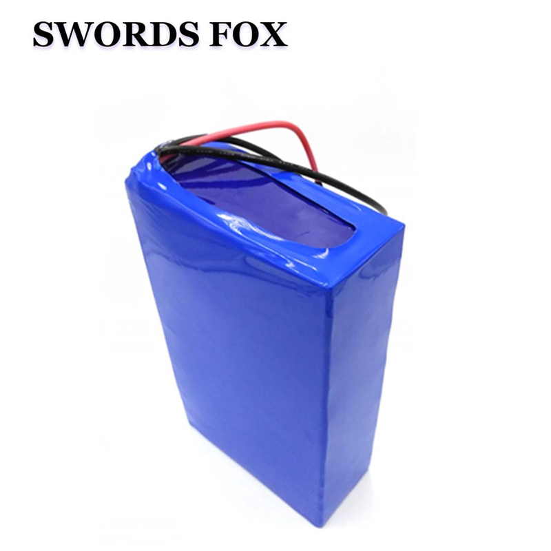 SWORDS FOX LiFePO4 Lithium battery 48V 20AH Electric Bike Battery for E bike LiFePO4 2000 times